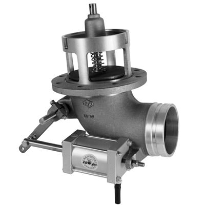 EBW Air Assisted 90 Degree Emergency Valve (Victaulic™)