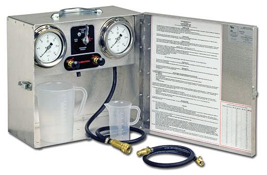 Vaporless LDT-890\AF Leak Detector Testing System