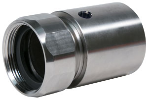 "OPW DPC-2150A 1.5"" Double Wall Swivel Pipe Coupling"