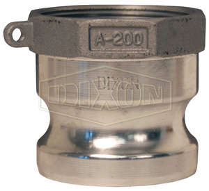 Dixon Global Cam & Groove Type A Adapter x Female NPT