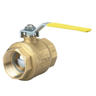 OPW 21BV Full Port Two-Way Ball Valve