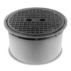 Universal Valve Model 60 Round Standard Finger Grip Multi-Purpose Manhole