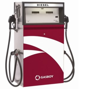 Gasboy Atlas 9100K Series - Mechanical Dispensers for Fleet & Commercial Operators