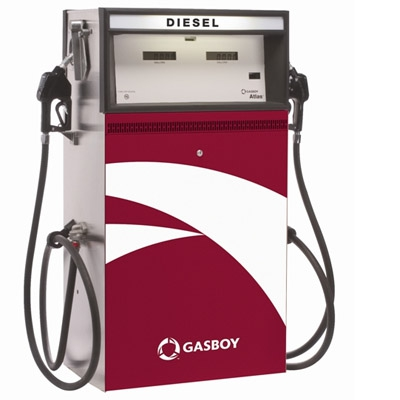 Gasboy Atlas 9100K Series - Mechanical Dispensers for Fleet & Commercial Operators