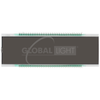 Gilbarco Encore® 300, Encore®500, Eclipse® & Legacy® Main Display LCD (70 pins)