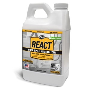 REACT™ Fuel Spill Neutralizer