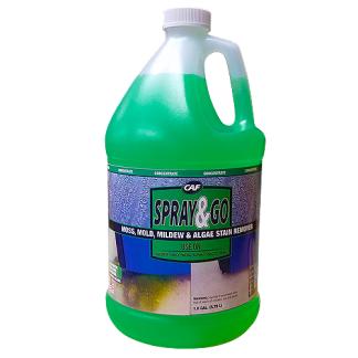 SPRAY&GO® Moss, Mold, Mildew & Algae Stain Remover