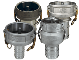 Vapor Recovery Couplers