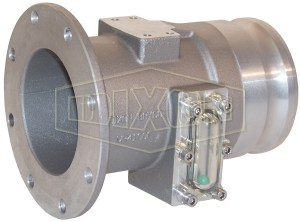 Vapor Return Valve TTMA Flange with Sight Glass