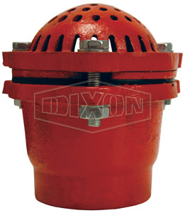 Strainers, Skimmers & Foot Valves