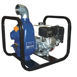 Gorman-Rupp 12D-GX160 10 Series® Trash Pump