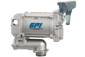 GPI® M-3120-PO 115VAC Heavy Duty Fuel Pump Only