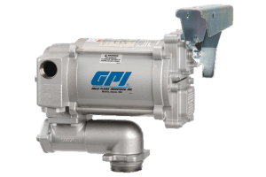 GPI M-3120-AV-PO 115VAC Aviation Fuel Pump