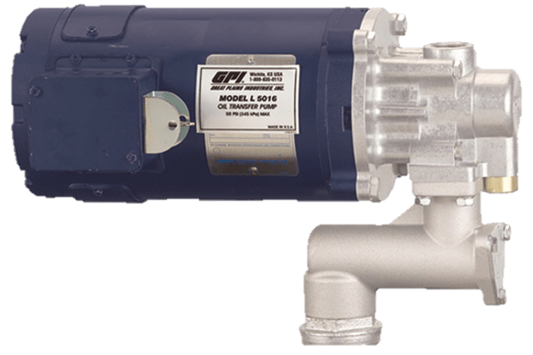 GPI® L5016 12V DC 1/2 HP OIL PUMP - National Petroleum Equipment