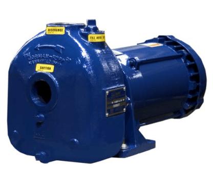 "Gorman-Rupp 81 1/2D3-X1 1.5"" Self Priming Explosion Proof Centrifugal Pump"