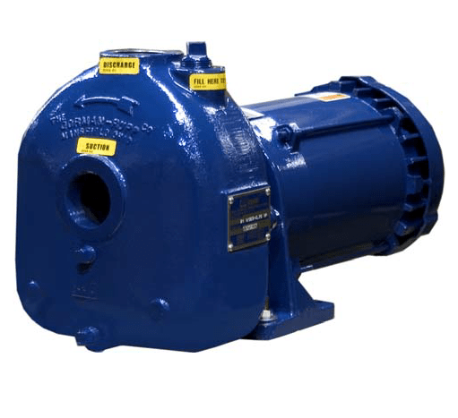 "Gorman-Rupp 81 1/2D3-X1 1.5"" Self Priming Explosion Proof Centrifugal Pump"