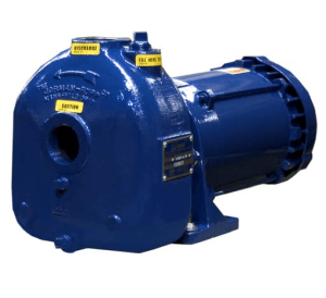 "Gorman-Rupp 81 1/2D3–X.75 1.5"" Self Priming Centrifugal Pump"