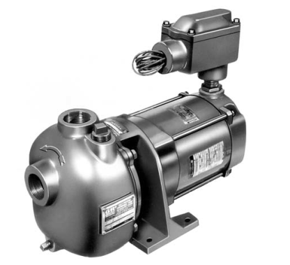 "Gorman-Rupp 81 1/4A3-X.50 1.25"" Self Priming Explosion Proof Centrifugal Pump"