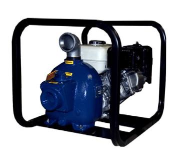Gorman-Rupp 82D2-GX160 80 Series® Trash Pump