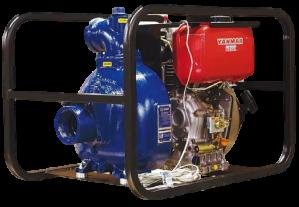 """3"""" Shield-A-Spark Pump (Diesel Engine)"""