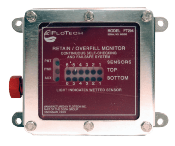 FloTech™ ROM Type Programmable Monitor and Housing