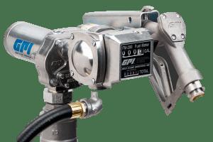 GPI® M-150S Electric Gear Pump/FM-200 Mechanical Fuel Meter Combo