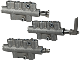 Dixon Heavy Duty 6-Port Air Interlock Valve