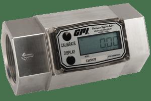 "GPI 03A32GM 2"" Digital Turbine Meter"
