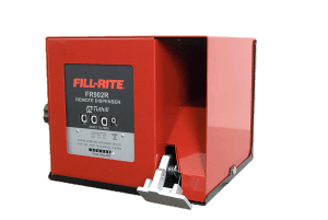 Fill Rite FR902CLRU Cabinet Meter, UL Listed, Liter