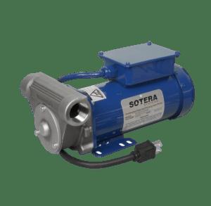 Fill Rite FRSA120800MN 115VAC DEF SS Rotary Vane Pump