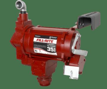 Fill Rite FR300VN 115/230VAC Pump Only