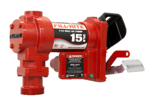 Fill Rite FR604G 115 Volt AC Pump Only