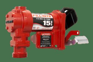 Fill Rite FR604G 115 Volt AC Pump Only