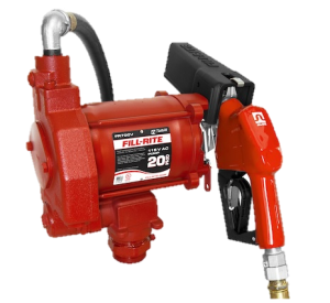 Fill Rite FR700VA 115 Volt AC Pump with Automatic Nozzle