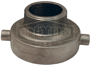 "Dixon 3"" X 2"" Iron Tank Transport Reducer"