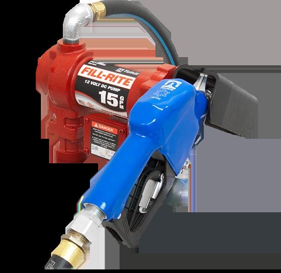 Fill Rite FR1210GARC 12V DC Arctic Series Pump
