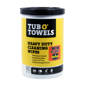 Gasoila® Tub-O Towels® Multi Purpose Wipes
