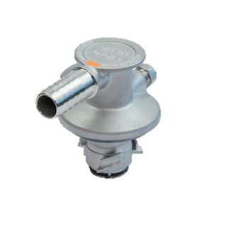 Fill Rite Micro Matic® Stainelss Steel EPV coupler