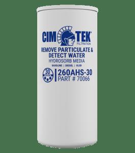 CimTek 260AHS-30 Hydrosorb Water Stop Filter