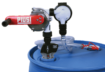 Piusi DEF Rotary Hand Pump Kit with 3D Filter