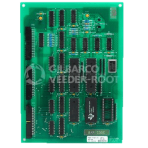 Gasboy 8800 Series Programmable Preset Board