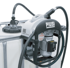Piusi 12V Three25 DEF Dispenser System for IBC Totes
