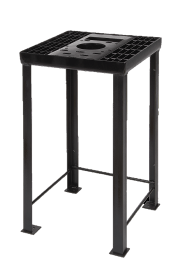 BJE Large Filter Crusher Stand