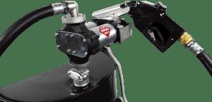 PIUSI 12VDC Dual Vane Diesel Bi-Pump with Automatic Nozzle