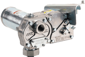 GPI M-1115S 115VAC Light Duty Methanol Gear Pump