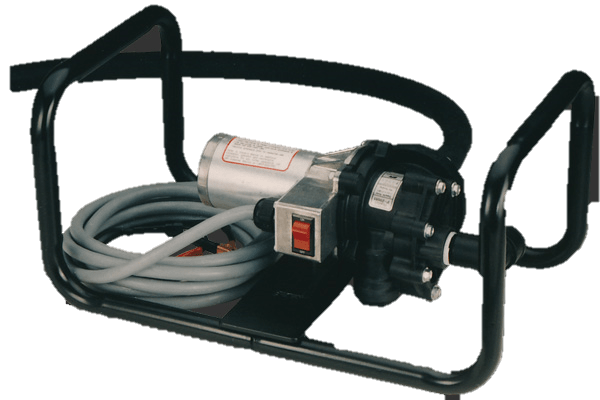 GPI 115VAC PA-200H-TAP Thick Chemicals Portable Transfer Pump - National  Petroleum Equipment