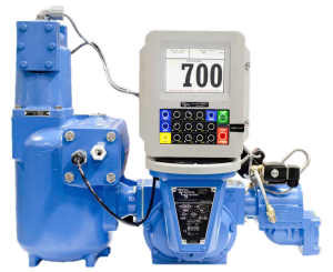 "TCS 700 SP 1.5"" Rotary Flow Meter"