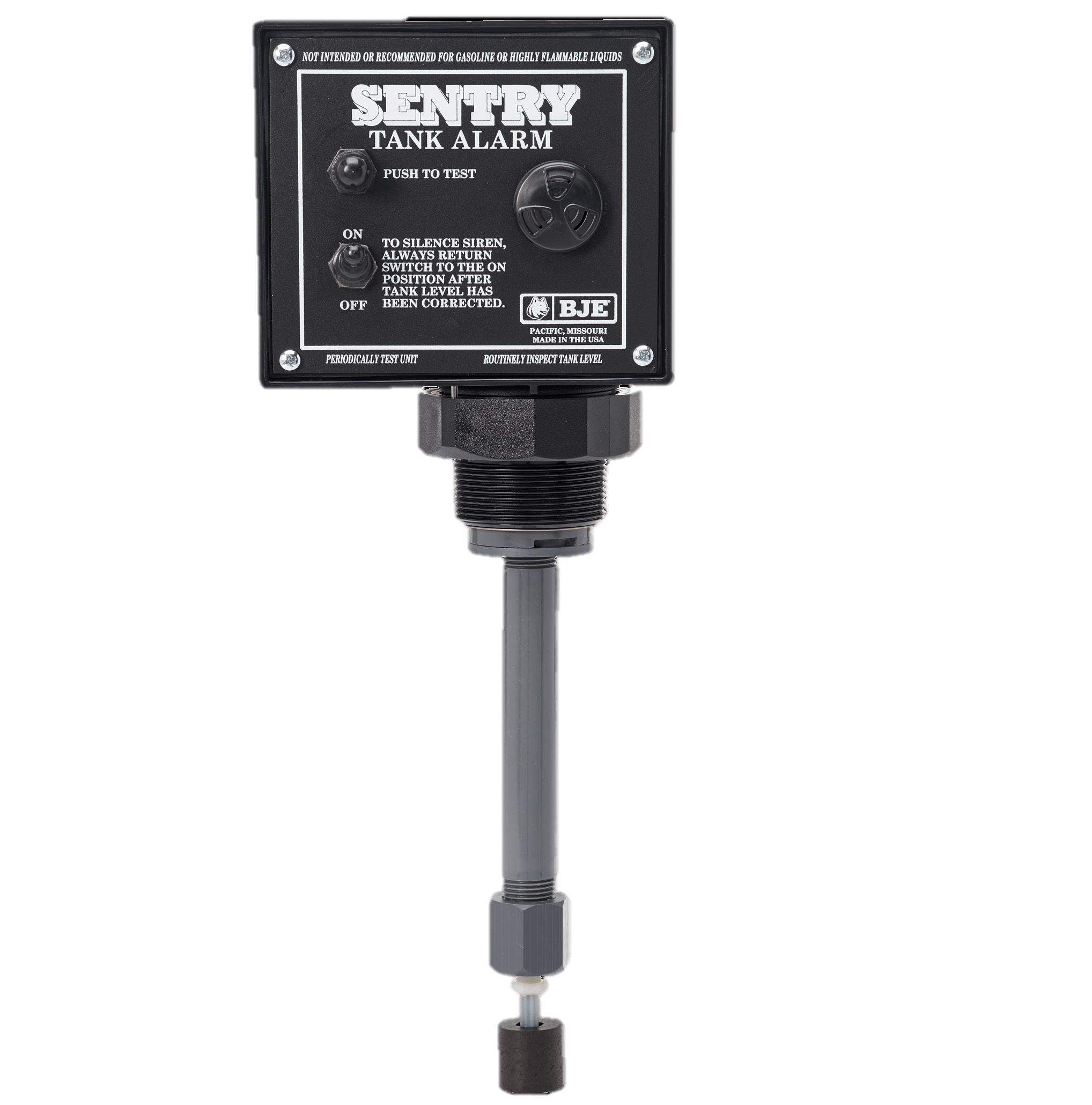 BJE Sentry High or Low Tank Alarm