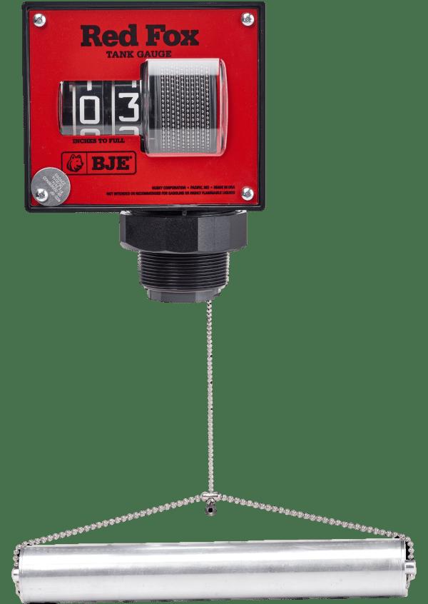 BJE Red Fox Liquid Level Gauge