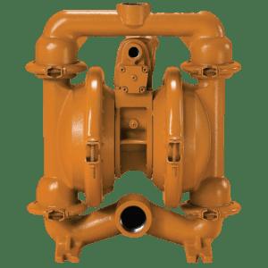 """Zeeline 1041 1.5"""" High-Flow Industrial Double Diaphragm Pump"""